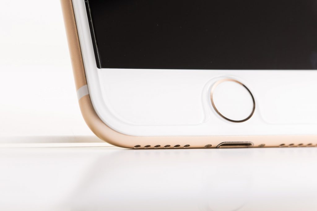 iPhone7Plusラウンド形状